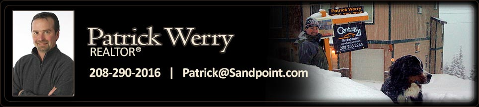 Meet Patrick Werry a Real Estate Agent in Sandpoint, Idaho for Century 21 RiverStone - Patrick is a Schweitzer Ski Resort Specialist - His phone number is 208-290-2016
