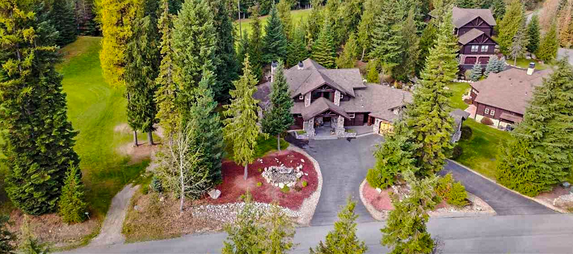 Priest Lake Golf Course Home