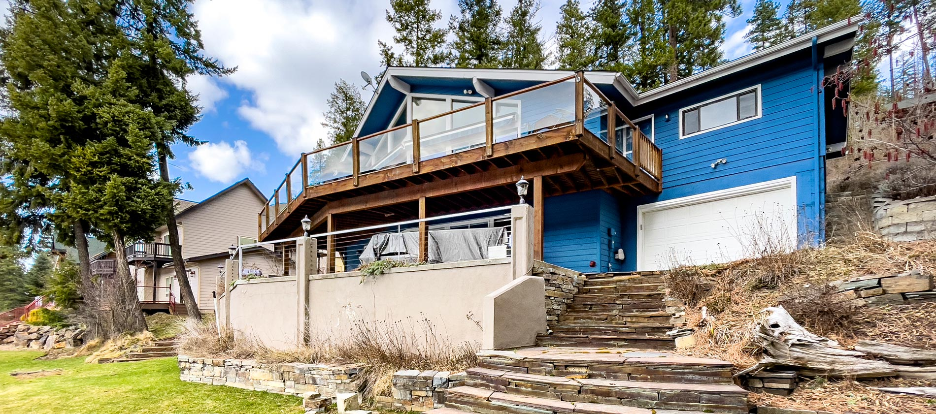 Luxury Bottle Bay Waterfront Home for sale